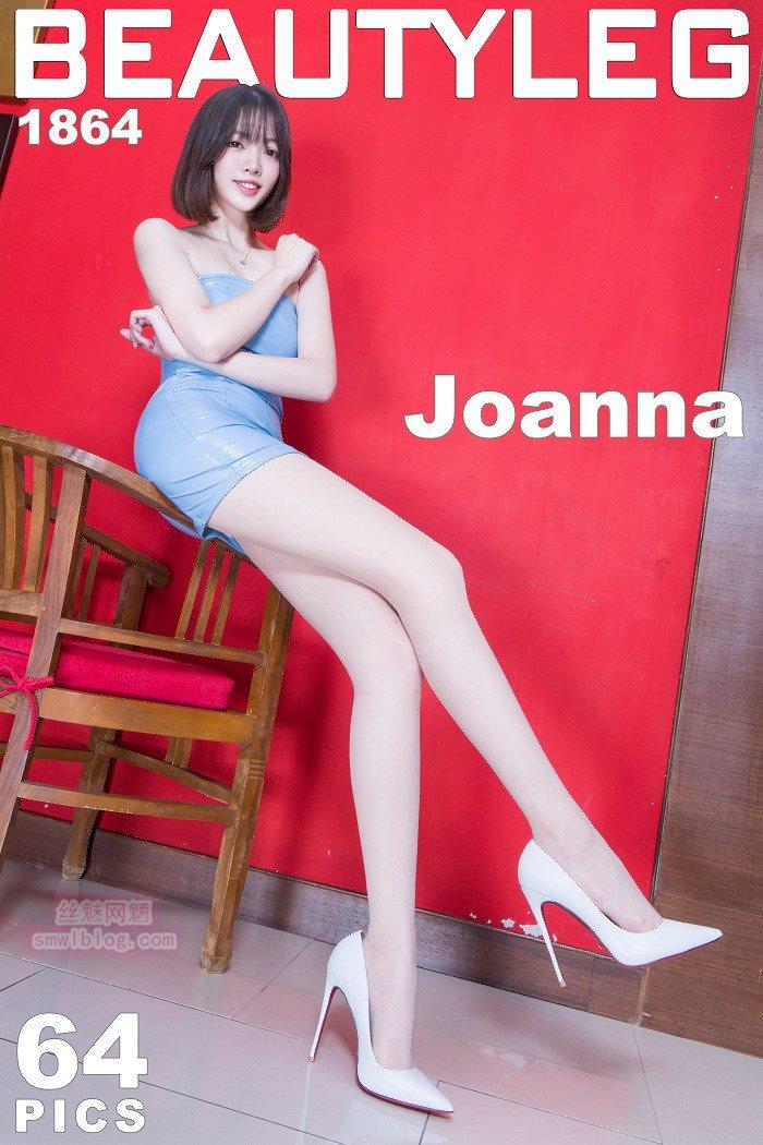 [Beautyleg]美腿寫真 2020.01.06 No.1864 Joanna[64P/562M]